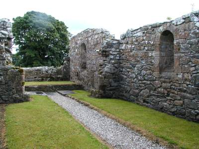 The Old Church in Banagher, Roe Valley