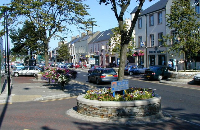 Main Street in Limavady