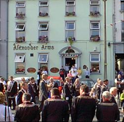 Alexander Arms Hotel in Limavady