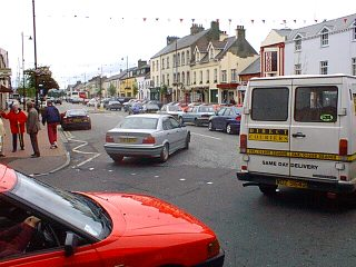 Catherine Street in Limavady