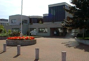 Council offices in Limavady