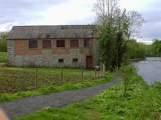 Old two-storey mill